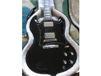 Ebony Gibson SG Standard 2012