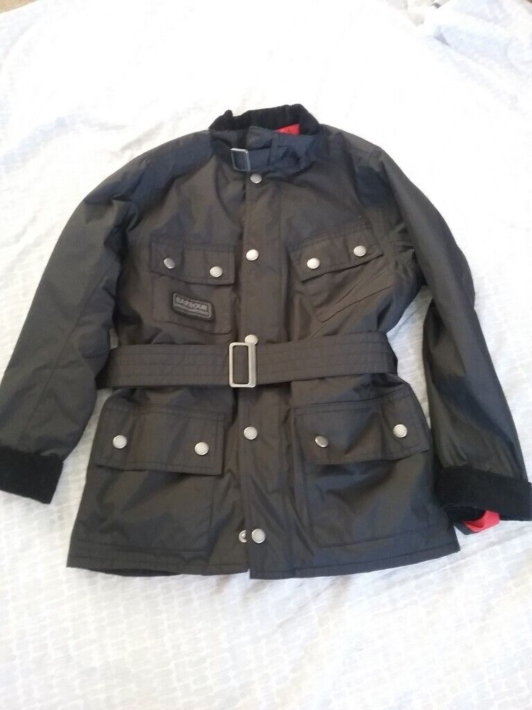 look out for new list the sale of shoes Boys Barbour (international) jacket | in Newcastle, Tyne and Wear | Gumtree