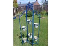 Garden pots stand