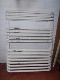 Towel Radiator (Terma Tobus, needs painting) + Rustoleum Spray Paint and Primer