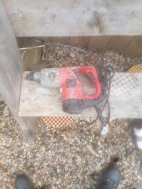 milwaukee hammer drill 110v