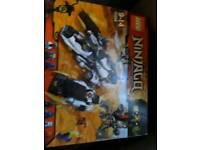 Lego Ninjago stealth Raider