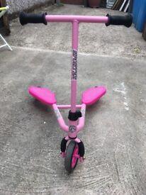 Pink V Scooter Junior