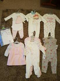 Baby Girls Clothes 6-9 months BNWT