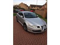 Alfa Romeo gt 1.9jtdm 150bhp 56plate 70k very fast economic diesel bargain