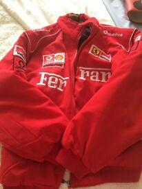 Ferrari Coat