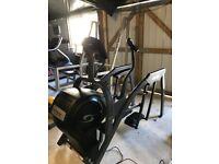 Cybex 610a Arc Cross Trainer - Elliptical X Trainer Gym