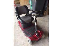 mobility scooter pride revo 0-4 mph fits in car boot