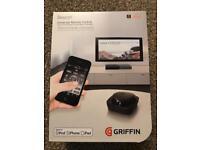 Griffin Beacon Universal Remote Control iOS iPhone iPad ipod