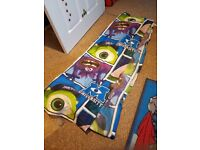 Monsters Inc Childrens curtains