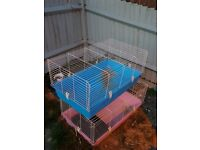 2 rabbit cages for sale