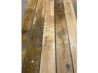 Reclaimed Solid Maple Flooring - 300 m2 in stock!