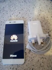 Huawei P10 VTR-L09 - 64GB - Mystic Silver