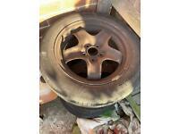 Vauxhall 5stud wheels
