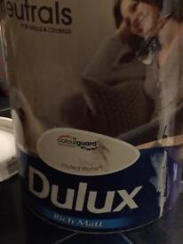 Dulux paint 5litre