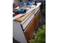 Kitchen cabinet- floor standing
