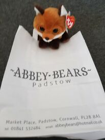 Abbey Bears fox