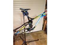 2013 norco aurum 1 downhill/mtb bike frame