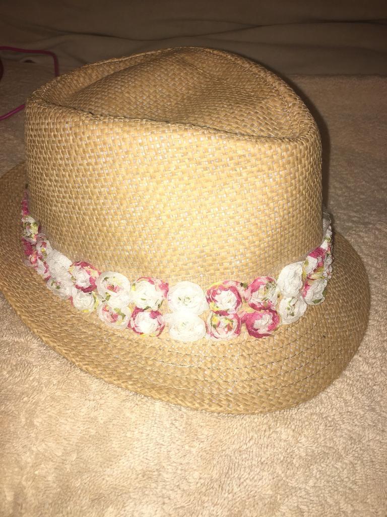 Super cute woman's summer hat