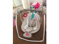 Baby Swing battery powered (Comfort & Harmony)