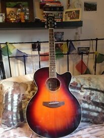 REDUCED Yamaha CPX500 II Electro Acoustic Guitar