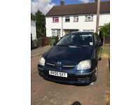 Nissan Almera MPV Big Boot*** moving abroad looking for fast sale