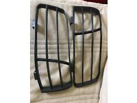 Freelander light guards