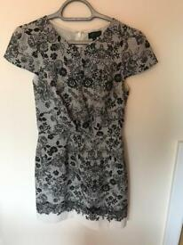 Size UK10 Topshop Dress