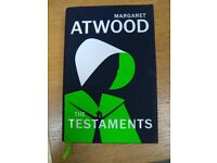 Testaments sequel to The Handmaid's Tale by Margaret Atwood
