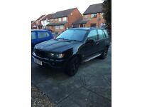 BMW X5 3.0 diesel sport black 2001