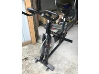 Commercial Grade Spin Bike - Exercise Gym