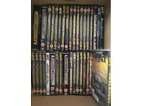 UFC DVD large bundle includes ultimate fighter and pride