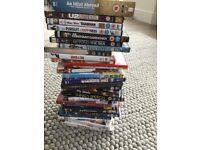27 assorted DVD