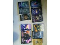 Collection of Raymond E Feist books