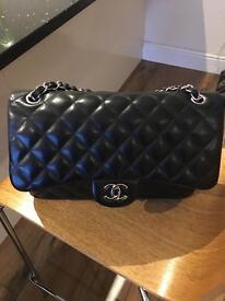 Chanel .255 jumbo handbag used ONCE