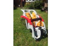 Co-Pilot Child Bike Seat & Rack