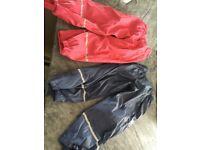 Waterproof kids trousers. Brand new never worn. Fleece lined.