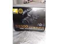 Nikon D3800