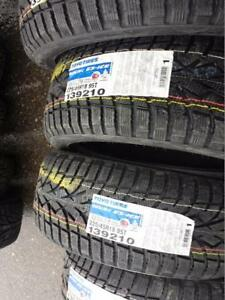 BRAND NEW WITH LABELS ULTRA HIGH PERFORMANCE TOYO G3 ICE WINTER TIRE 225 / 45 / 18 SET OF FOUR.