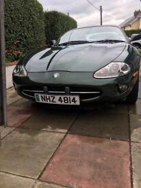 Jaguar XK8 4.2 v8 2 dr