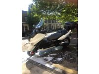 Yamaha tmax 500 with loads of extras
