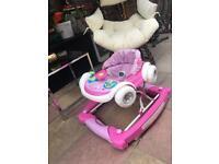 Baby walker ❤️