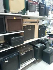 Get a Wide Variety Of Guitar Amps At Busters!