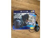 PlayStation Ps4 Pro 1Tb Modern Warfare Bundle