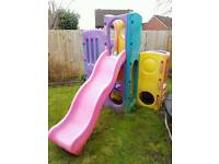 Little Tikes Tropical Playground / Climbing Frame