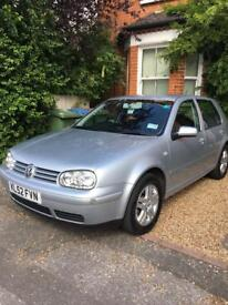 Silver VW Golf for Sale