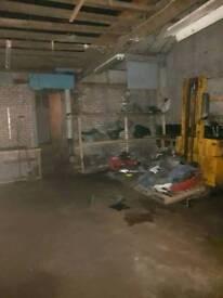 commercial garage for rent