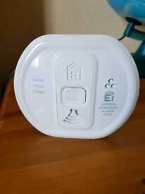 Carbon monoxide alarm RRP £30