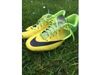 Nike Mercurials size 9