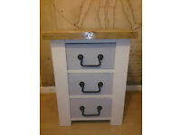 3 draw chest of draws